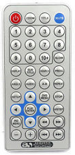 Acoustic Solutions X-2001D Remote Control